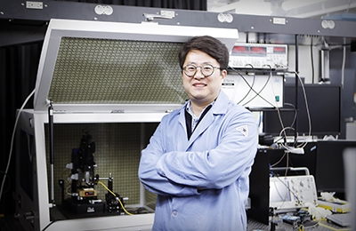 Professor Chulhong Kim wins the 2018 Nightingale Prize