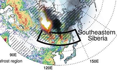 환경 국종성 교수팀, 지구온난화가 대형 산불의 '불쏘시개'